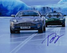 Rick Yune Autograph Signed Photo - Die Another Day